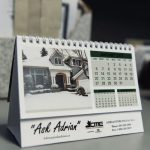 Custom Printed Desk Calendars