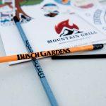 Custom Colour Changing Mood Pencils