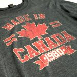 Canadian Made Clothing Custom Branded
