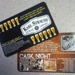 Increasing Frequent Purchases: Cask Night Membership Cards