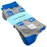 Brand-Fun: Custom Socks for High Tech