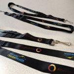 Workplace Safety: Custom Printed Three Breakaway Lanyards