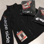 Heated Jackets Custom Printed