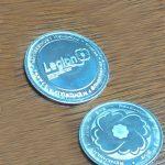 Giving Ideas for Non-Profits: Custom Coins