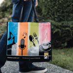 Awareness for Non-Profits: Custom Branded Bags