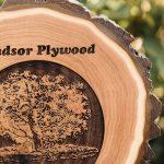 Custom Shaped Awards Made of Wood