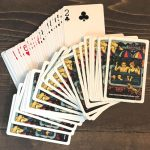 Socializing and Mental Fitness with Playing Cards