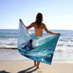 Custom Dyed Beach Towels