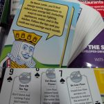 Electricity Use Reduction Ideas: Playing Cards