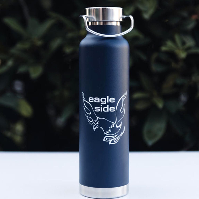 custom branded water bottle