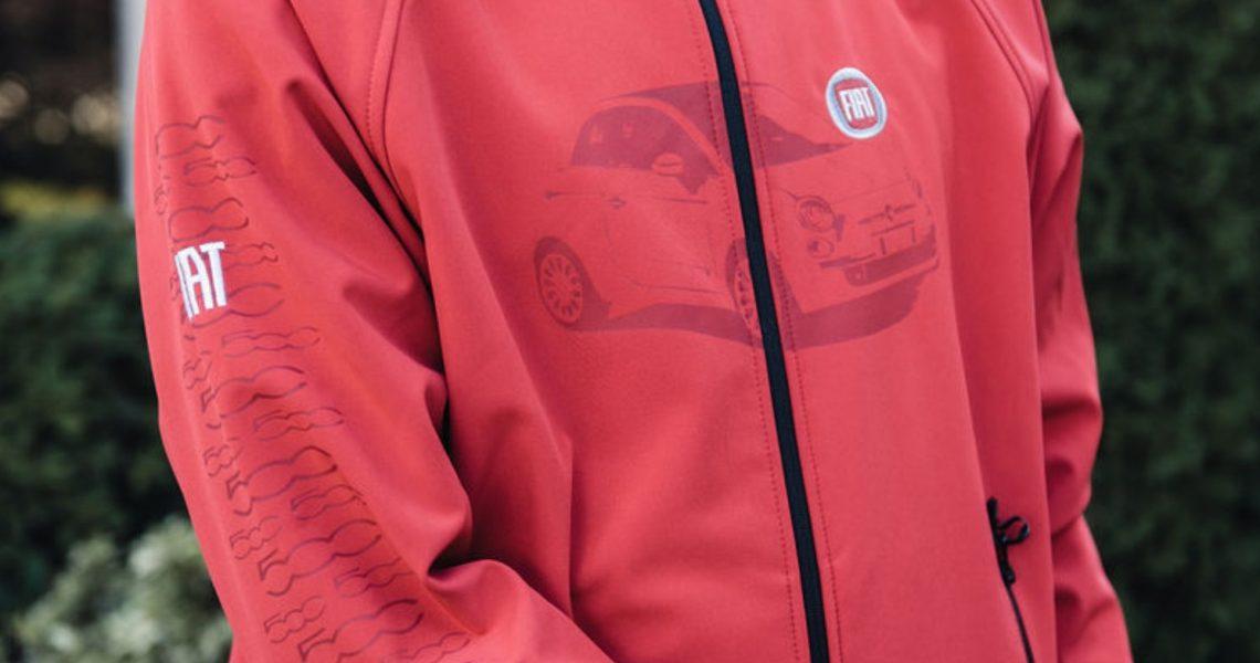 Custom Branded Jackets Company Logo