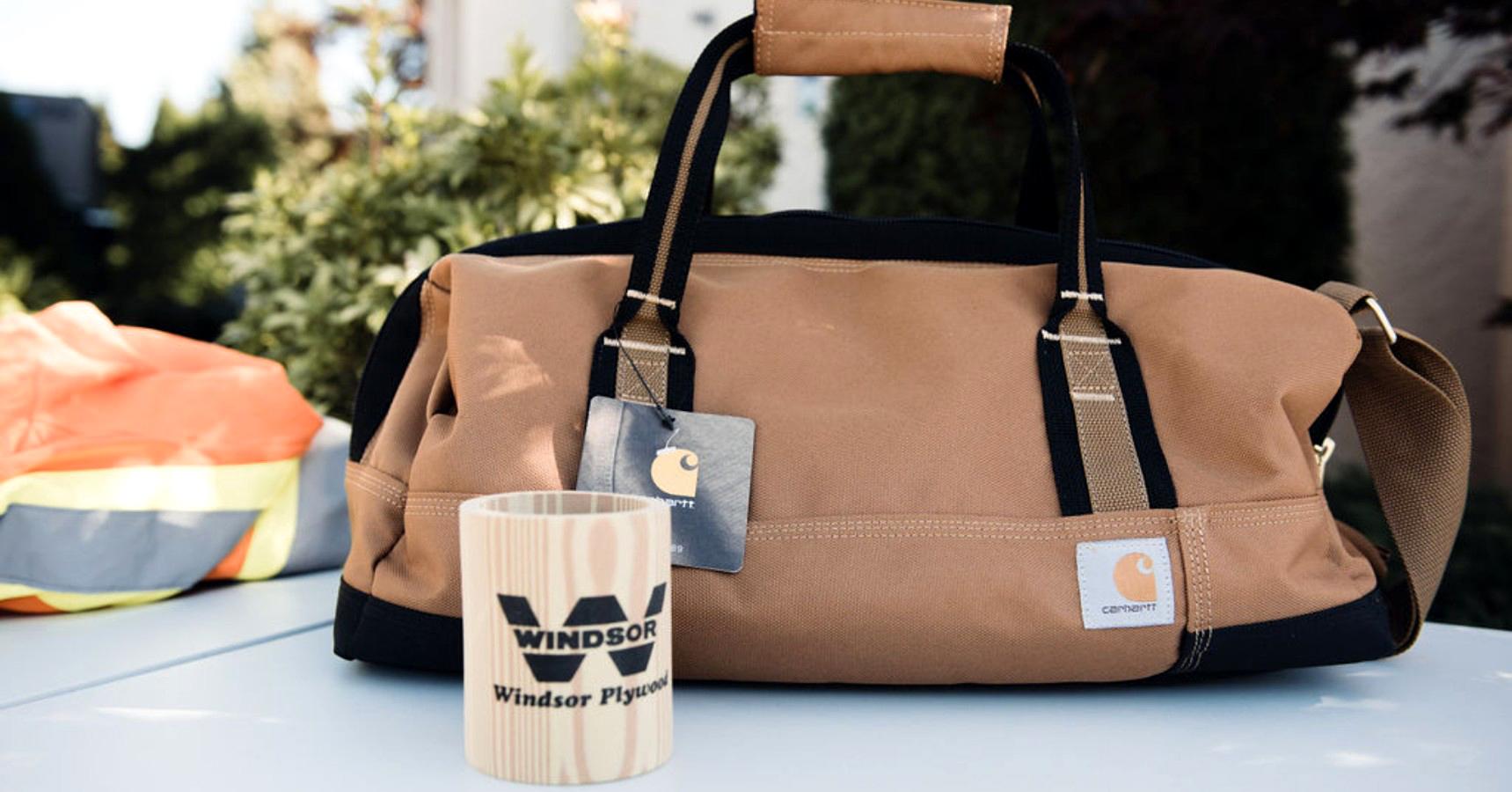 custom carhartt branded items